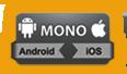 support mono